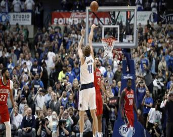 Dallas Mavericks: 125 New Orleans Pelicans:129